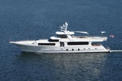 RGF's M:Y Envision is the worlds first environmentally friendly mega yacht