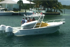 Mini Vision 32 Foot tender to Envision