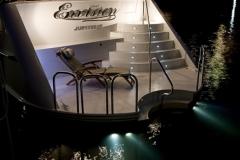 Envision's swim platform