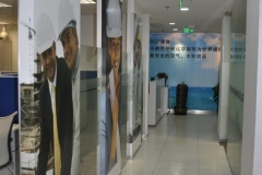 China hallway