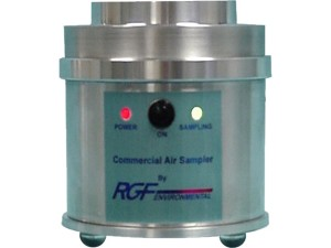commercial air quality sampler