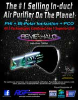 REME HALO #1 selling air purifier