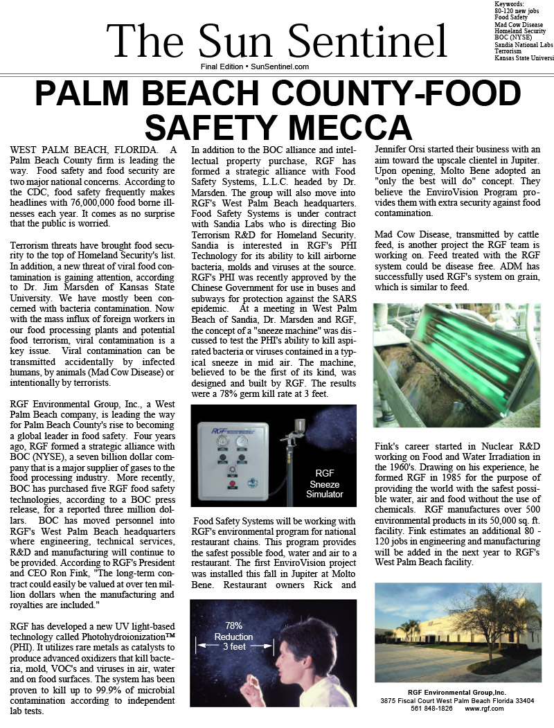 Palm-Beach-County-Food-safety-Mecca