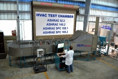 Air System HVAC Test Equipment