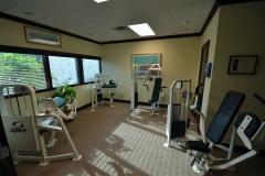 RGF's upper body fitness center