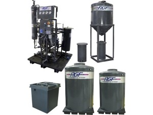 WM-XL<br>Wash Master-Very Heavy Duty-Wash Water Recycle System