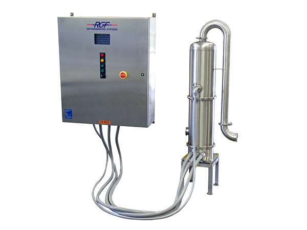 Fluid Disinfection And Sterilization System Rgf