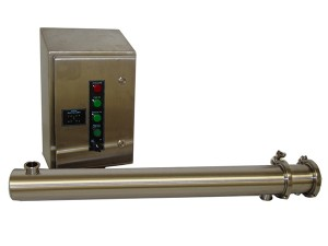 Fluid Disinfection and Sterilization System