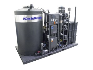 wash water recycling