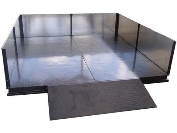 Above Ground Washpad