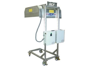 RGF Conveyor Belt Sanitation Hood