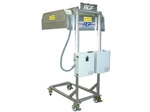 RGF Conveyor Belt Sanitation Hood