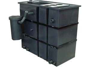 grease trap module