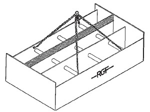 Removable Separation Weir