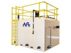 AFL's Vertical Tube Coalescing Separator (VTC)