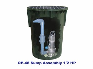 Heavy duty Processing Sump
