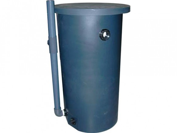 40 Gallon hydrocarbon accumulator