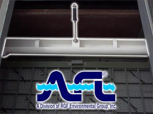 AFL's Rotary Pipe Skimmer