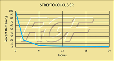 Strep chart