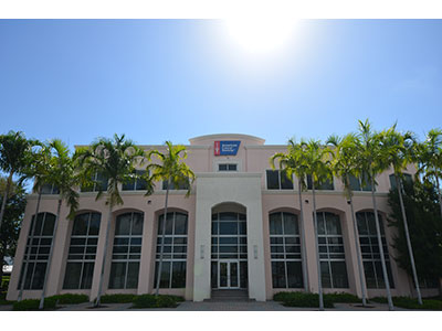 American Cancer Society of Palm Beach building