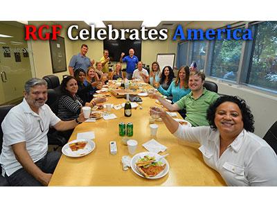 RGF Celebrates America