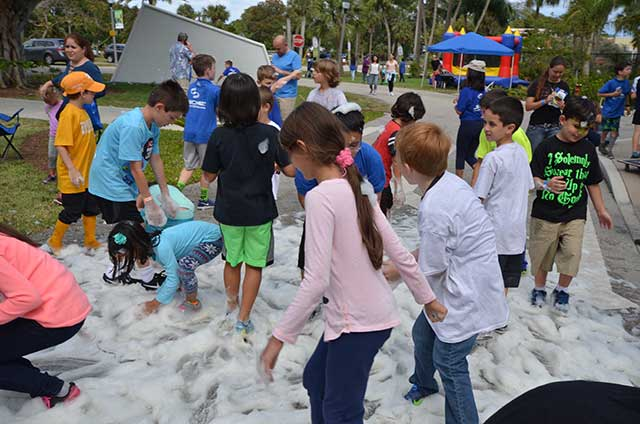 South Florida Science Center Engineer it day.