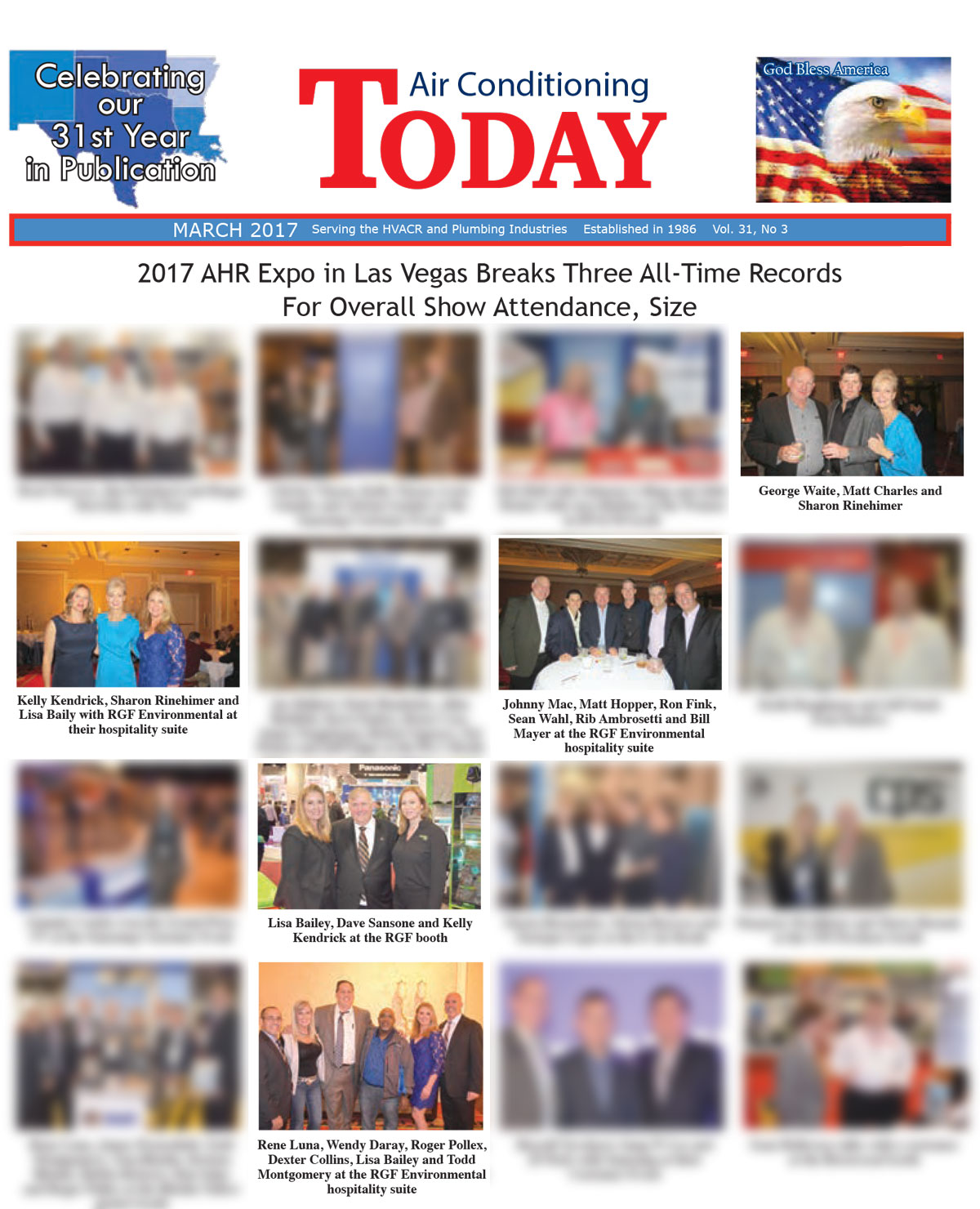 Air Conditioning Today, March 2017 - AHR Expo