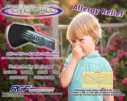 Allergy Relief flyer