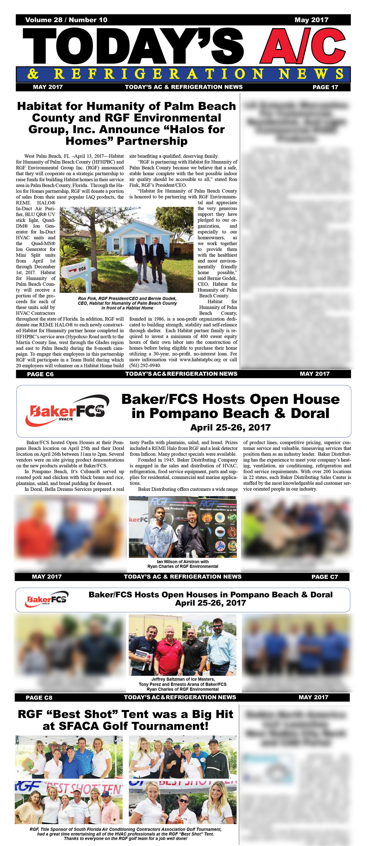 Todays AC, May 2017 – Habitat for Humanity