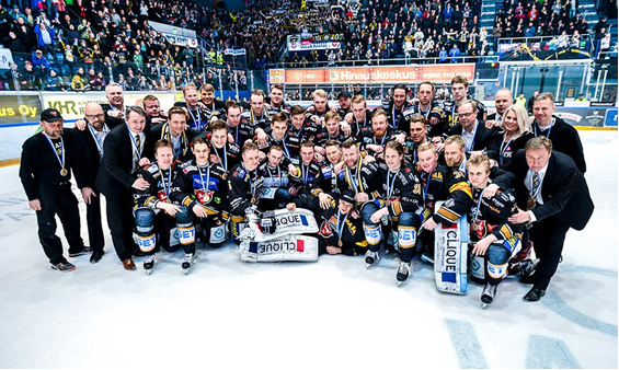 TESTIMONIALS, 7 Time Finnish Ice Hockey Champion, Oulun Kärpät,  stays healthy with RGF's PHI Technology.