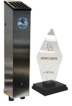 IMSB with Bronze Dealer Design Award