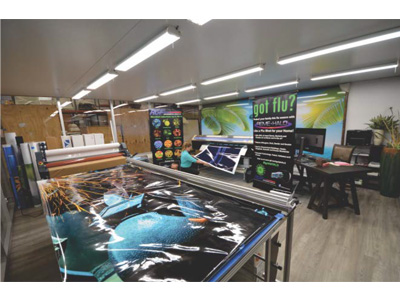 RGF Graphic and Print shop