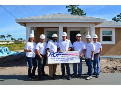 RGF Team build for Habitat