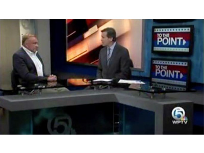 Ron Fink on WPTV