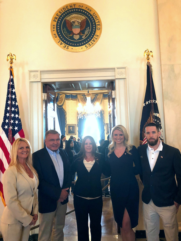 RGF Team Tours Whitehouse