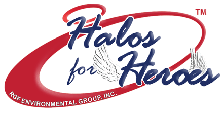 Halos for Heroes logo