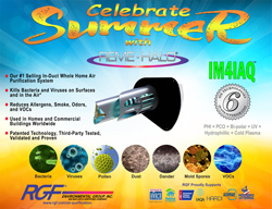 Celebrate Summer flyer