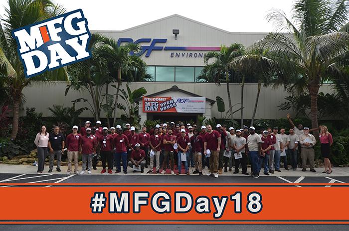 RGF MFG day 2018