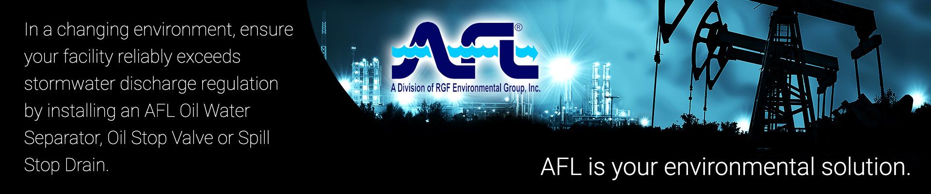 AFL Oil rig slider