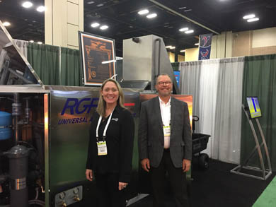 Golf Industry Show, San Antonio, TX