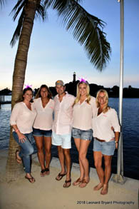 Bluewater Babes Fish for a Cure