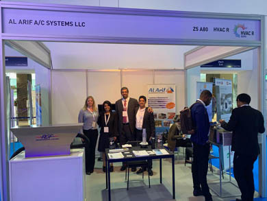Big 5 HVACR Expo, Dubai