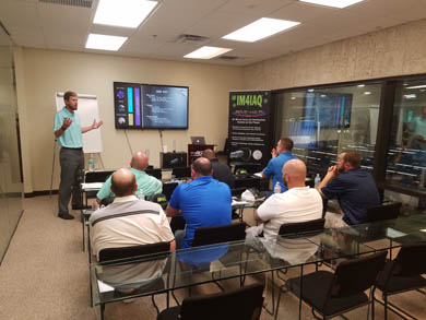 Trane Training at RGF® Headquarters