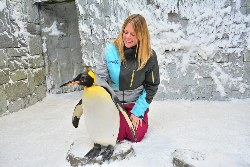 Astrid and Penguin
