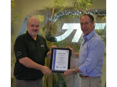 RGF Renews ISO 9001:2015 Certification