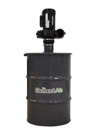 Carbon-drum