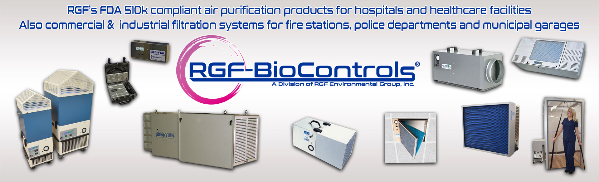 BioControls air page slider