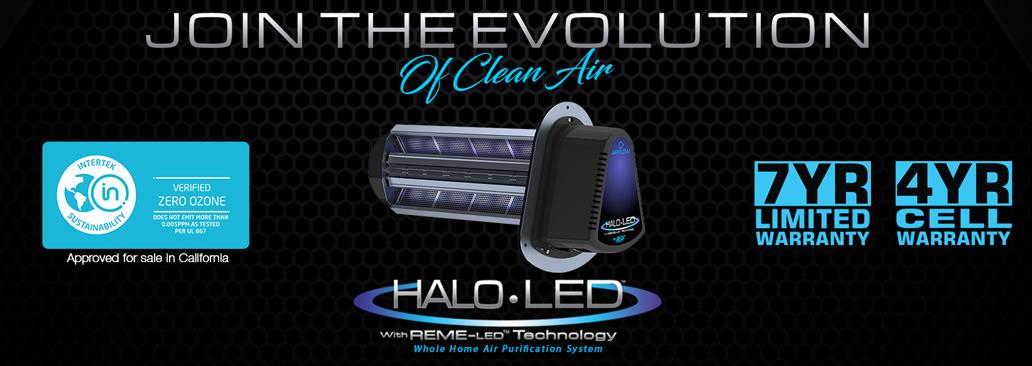 HALO LED banner