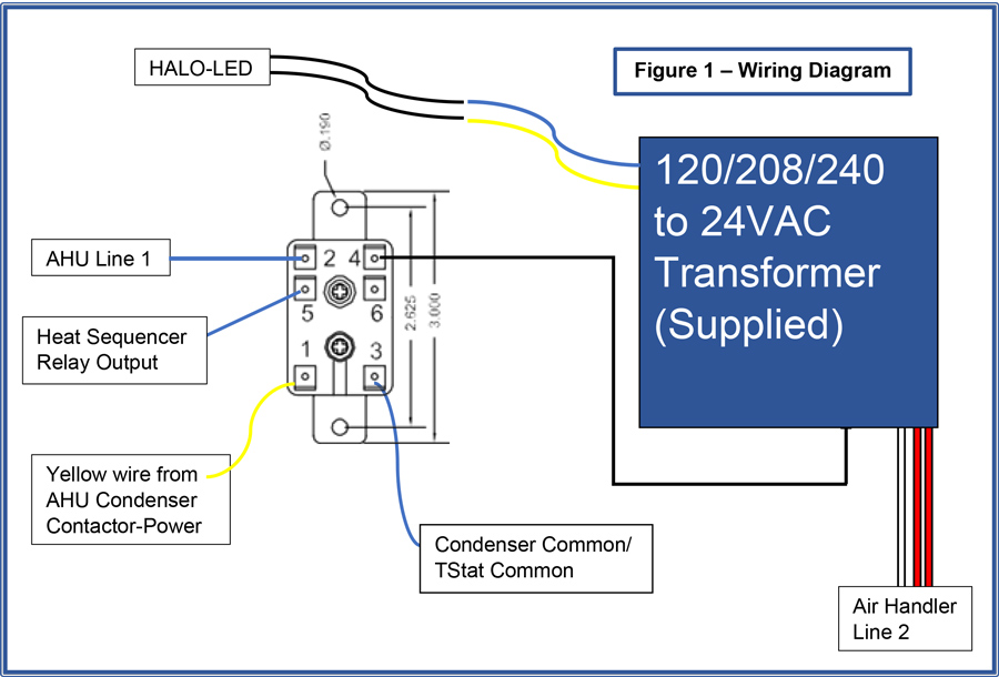 Relay Switch Instructions | RGF | Hvac Relay Wiring |  | RGF | Environmental