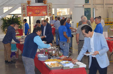 Lunar New Year is Celebrated at RGF